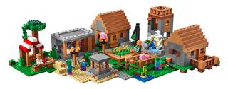 LEGO 21128 - LEGO Minecraft - A falu
