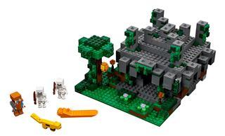LEGO 21132 - LEGO Minecraft - Dzsungel templom