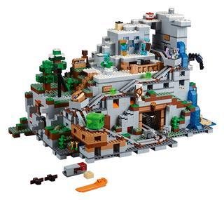 LEGO 21137 - LEGO Minecraft - Hegyi barlang