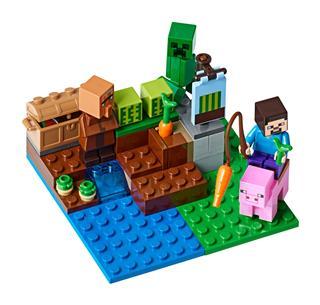LEGO 21138 - LEGO Minecraft - A dinnyefarm