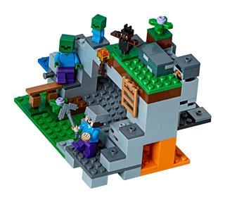 LEGO 21141 - LEGO Minecraft - Zombibarlang