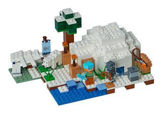 LEGO 21142 - LEGO Minecraft - A sarki iglu