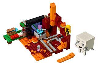 LEGO 21143 - LEGO Minecraft - Az Alvilág kapu