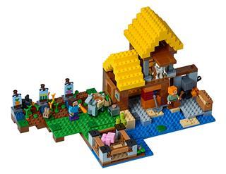 LEGO 21144 - LEGO Minecraft - Farmház