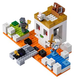 LEGO 21145 - LEGO Minecraft - A koponya aréna
