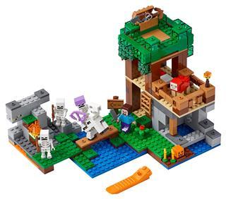 LEGO 21146 - LEGO Minecraft - Csonthadsereg támadás