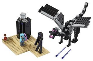 LEGO 21151 - LEGO Minecraft - A Vég csata