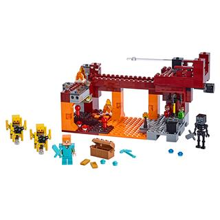 LEGO 21154 - LEGO Minecraft - Az Õrláng Híd