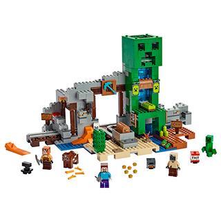 LEGO 21155 - LEGO Minecraft - A Creeper barlang