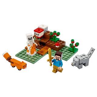 LEGO 21162 - LEGO Minecraft - A tajgai kaland