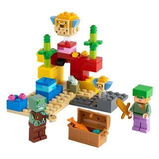 LEGO 21164 - LEGO Minecraft -  A korallzátony