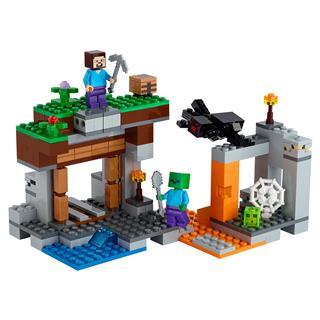 LEGO 21166 - LEGO Minecraft -  Az elhagyatott bánya