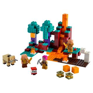 LEGO 21168 - LEGO Minecraft -  A Mocsaras erdő