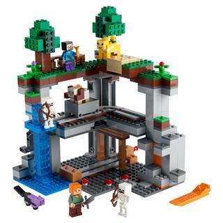 LEGO 21169 - LEGO Minecraft -  Az első kaland