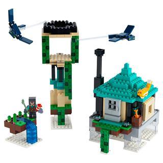 LEGO 21173 - LEGO Minecraft - Az égi torony