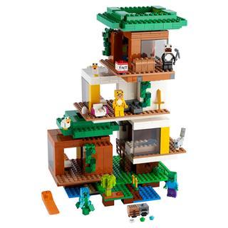 LEGO 21174 - LEGO Minecraft - A modern lombház