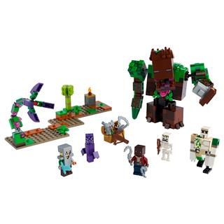 LEGO 21176 - LEGO Minecraft - A dzsungelszörny