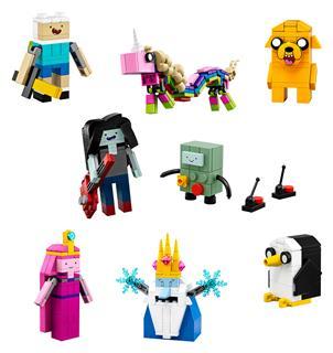 LEGO 21308 - LEGO Ideas - Kalandra fel™