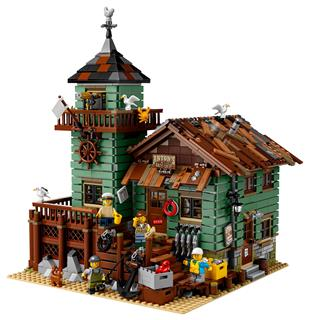 LEGO 21310 - LEGO Ideas - Old Fishing Store
