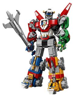 LEGO 21311 - LEGO Ideas - Voltron: Defender of the Universe