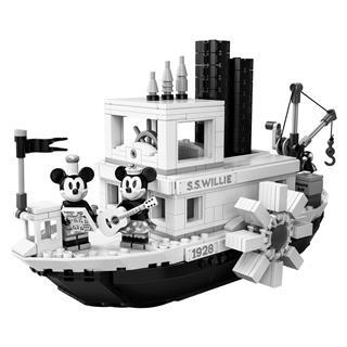 LEGO 21317 - LEGO Ideas - Steamboat Willie