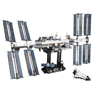 LEGO 21321 - LEGO Ideas - Nemzetközi űrállomás