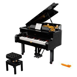 LEGO 21323 - LEGO Ideas - Nagy zongora