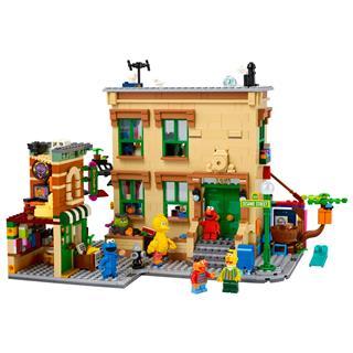 LEGO 21324 - LEGO Ideas - 123 Sesame Street