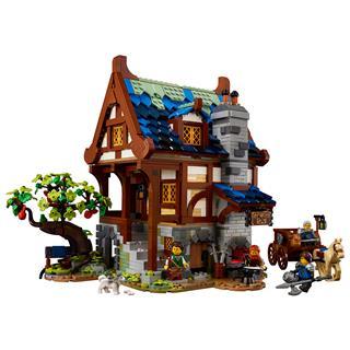 LEGO 21325 - LEGO Ideas - Középkori kovács