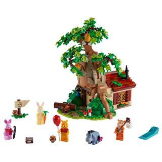 LEGO 21326 - LEGO Ideas - Micimackó