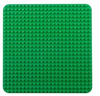 LEGO 2304 - DUPLO Creative Play - Zöld építőlap