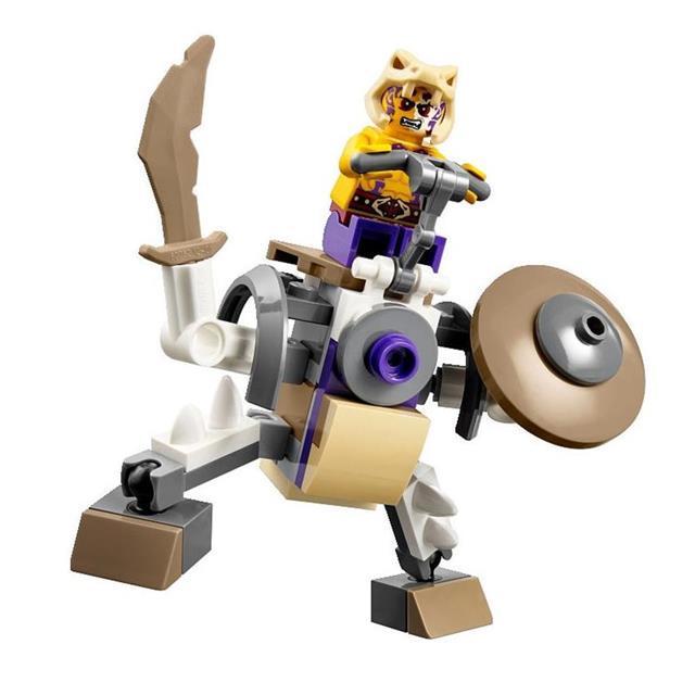 LEGO 30291 - LEGO Ninjago - Anacondrai csatagép