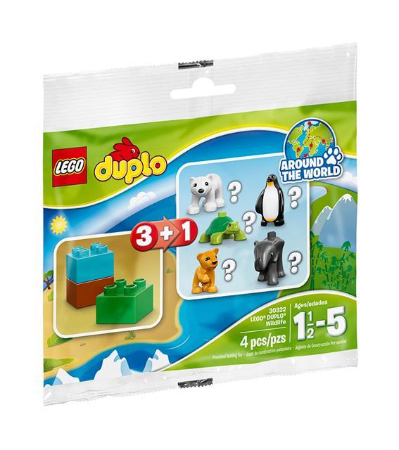 LEGO 30322 - LEGO DUPLO - Vadvilág