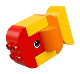 LEGO 30323 - LEGO DUPLO - Első halacskám