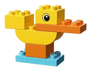 LEGO 30327 - LEGO DUPLO - Első kacsám