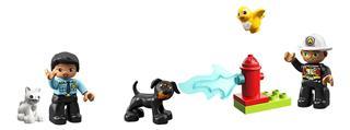 LEGO 30328 - LEGO DUPLO - Városi mentés