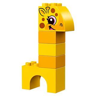LEGO 30329 - LEGO DUPLO - Első zsiráfom