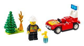 LEGO 30338 - LEGO Juniors - Tűzoltóautó