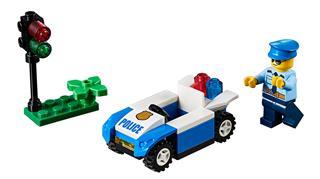 LEGO 30339 - LEGO Juniors - Közlekedési járőr