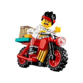 LEGO 30341 - LEGO Monkie Kid - Minkie Kid kiszállító motorja
