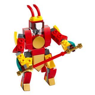 LEGO 30344 - LEGO Monkie Kid - Minkie Kid mini harci robotja