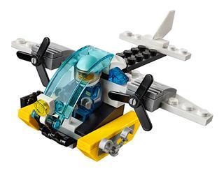 LEGO 30346 - LEGO City - Börtönszigeti helikopter