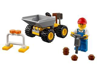 LEGO 30348 - LEGO City - Dömper