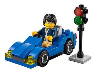 LEGO 30349 - LEGO City - Sportautó