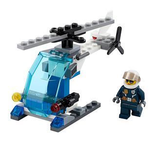 LEGO 30351 - LEGO City - Rendőrségi helikopter