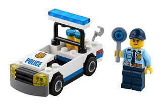 LEGO 30352 - LEGO City - Rendőrautó