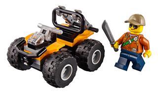 LEGO 30355 - LEGO City - Dzsungel terepjáró