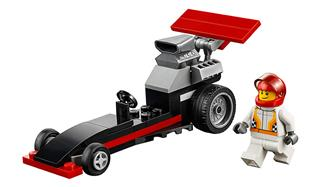 LEGO 30358 - LEGO City - Dragster