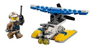 LEGO 30359 - LEGO City - Rendőrségi vízi repülő