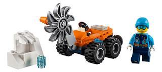 LEGO 30360 - LEGO City - Sarkvidéki jégfűrész